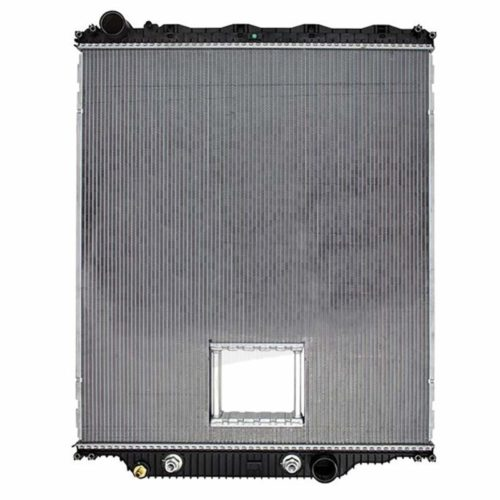 Replacement 239049 Plastic Tank/Aluminum Radiator W/Oil Cooler and Crankbox Mack CH Granite