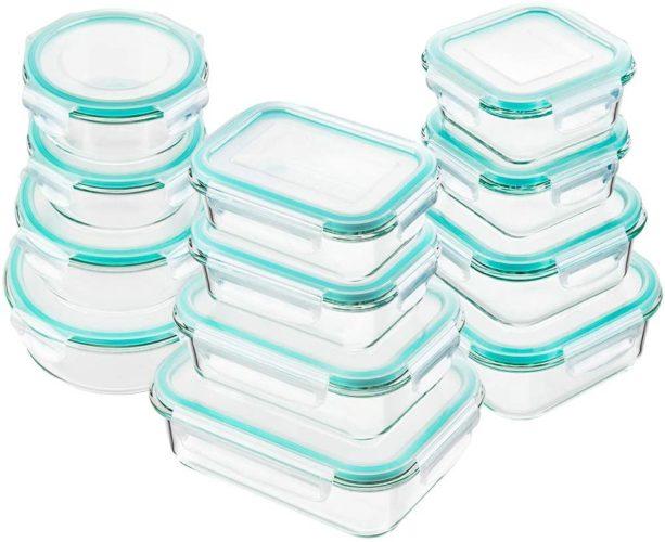 Bayco Glass Food Storage