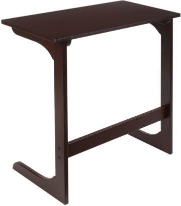 HOMFA C-shaped table