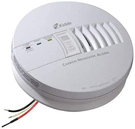 Kidde 21006406 Hardwire Carbon Monoxide Detector Alarm with Battery Backup, Interconnectable | Model KN-COB-IC