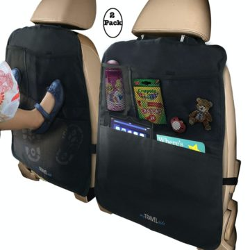 MyTravelAide Car Back Seat Organizers