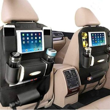 PALMOO Car Back Seat Organizers
