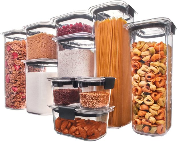 Rubbermaid Brilliance Pantry