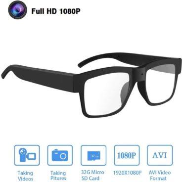 SENLUO Camera Glasses