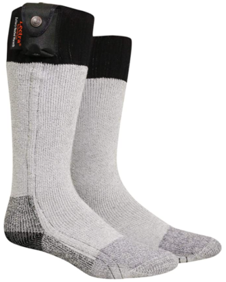 Turtle Fur Heated Socks
