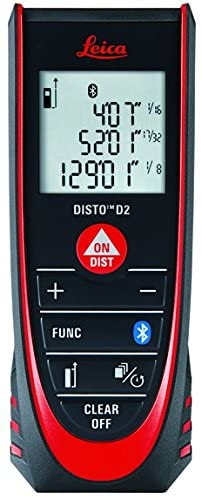 Leica-DISTO-D2-New-330ft-Laser-Distance-Measure-with-Bluetooth-4.0-Black-or-Red