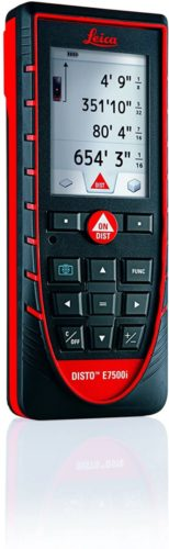 Leica-Geosystems-Leica-DISTO-E7500i-660ft-Laser-Distance-Measure-with-Bluetooth-DISTO-Sketch-iPad-iPhone-App-Black-Red
