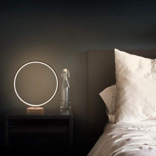 modern table lamp for bedroom
