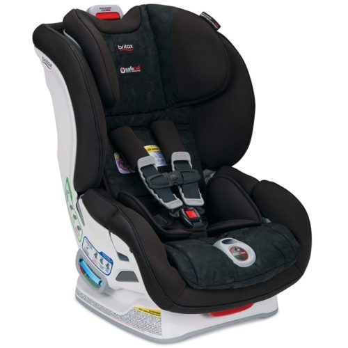 Britax Boulevard ClickTight Convertible Car Seat   2 Layer Impact Protection - Rear & Forward Facing - 5 to 65 Pounds, Circa