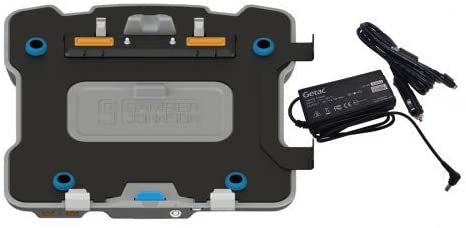 Gamber Johnson 7170-0693-00 Getac K120 Laptop Docking Station with Getac 120W Auto Power Adapter (NO RF)