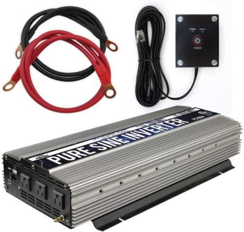 GoWISE-Power-PS1004-3000W-Continuous-6000W-Surge-Peak-Power-Pure-Sine-Wave-Inverter-with-Starter-Cables-and-4-Output-Sockets