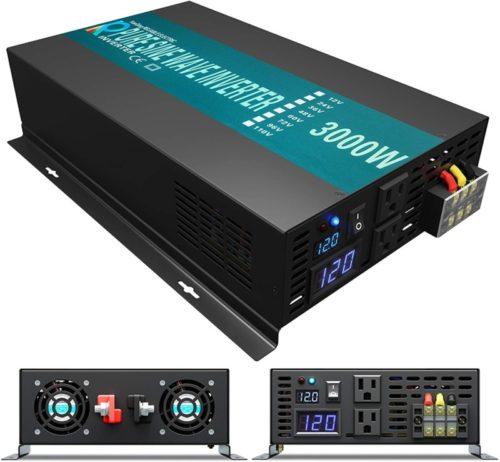WZRELB-3000watt-Pure-Sine-Wave-Inverter-12V-DC-to-120V-AC-60HZ-with-LED-Display-Car-Inverter-Generator-RBP300012B1