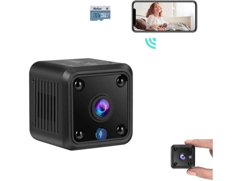 1. TeamMe Mini Spy Camera