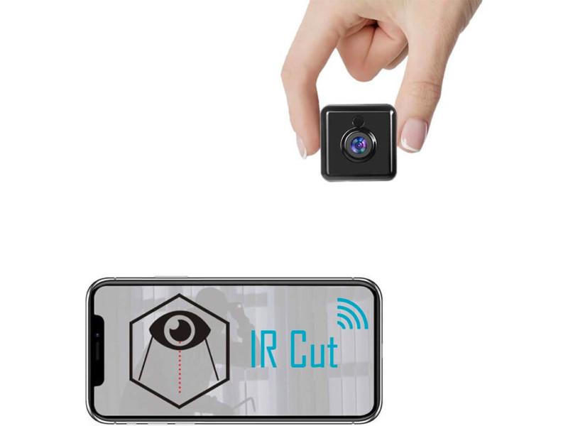10. Spy Camera Real 1080P HD Wireless Hidden Camera