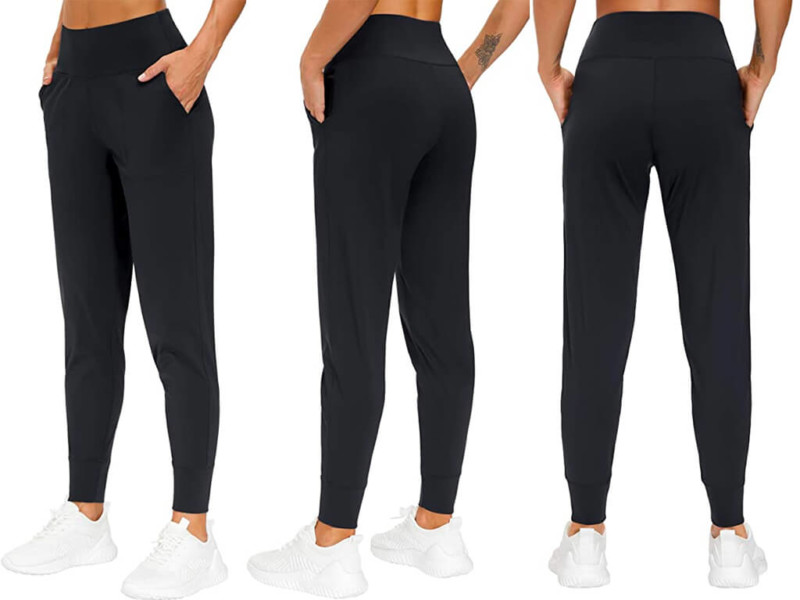 4. THE GYM PEOPLE Women's Joggers Pants