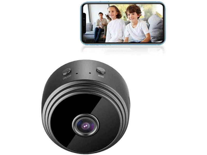 7. Mini Hidden Camera Spy Cam WiFi