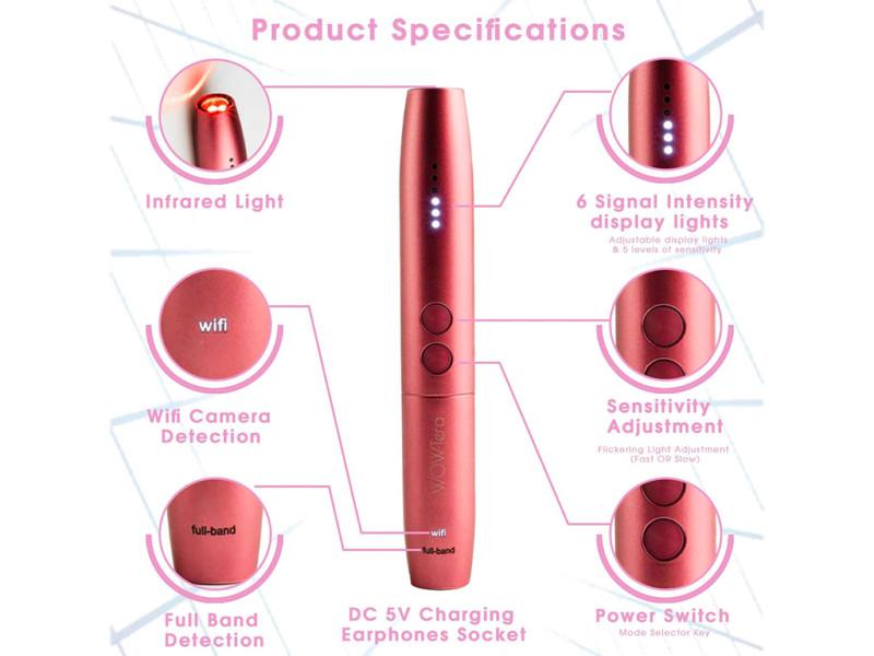 7. RF Detector & Camera Finder