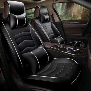 ANKIV Leather Car Seat Covers