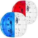 Happybuy Inflatable Bumper Balls