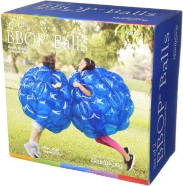 HearthSong Inflatable Bumper Balls