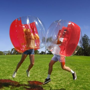 Holleyweb Inflatable Bumper Balls
