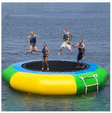 Homefami Water Trampolines for Summer Fun