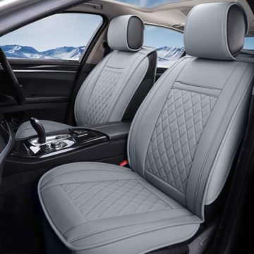 INCH EMPIRE Leather Car Seat Covers