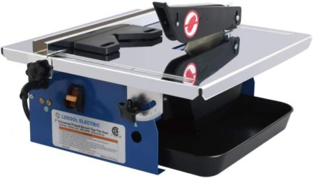 Leegol Electric Mini Table Saws